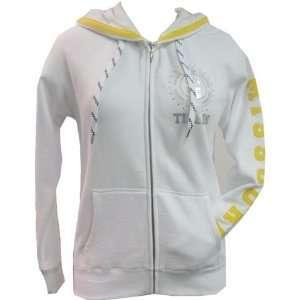 Missouri Tigers Mizzou White Designer Jacket With