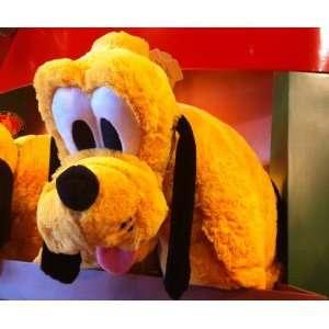 Disney Pluto Pillow Pal Pet Plush Doll NEW