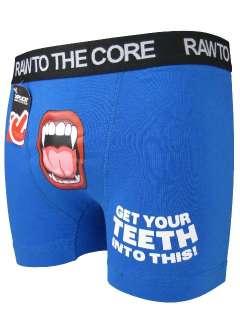 Mens Xplicit Comedy/Funny Boxer Shorts Underwear