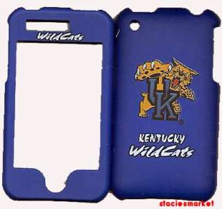 PHONE CASE COVER FOR APPLE IPHONE 3G 3GS KENTUCKY WILDCATS