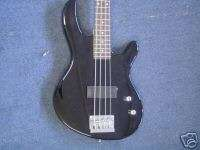 Cort 3/4 Black Electric Bass Made in Indonesia