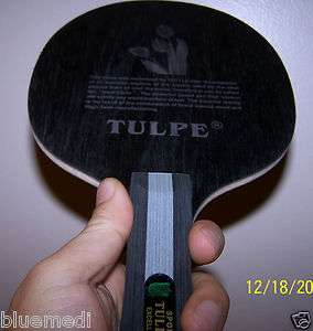 German TULPE Hinoki Blade Table Tennis Ping Pong 424