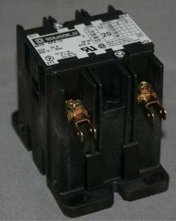 Square D 8910DPA12V14 Definite Purpose Contactor