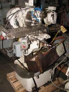 Nichols Horizontal Milling Machine No. 6SA