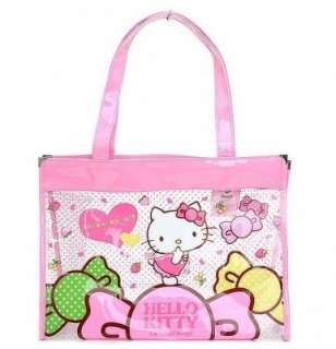 Sanrio Hello Kitty Beach Bag / Tote Bag  Candy