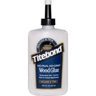 Titebond No Run No Drip Wood Glue 8 Oz. 2403