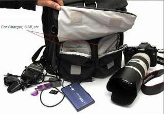 SLR Camera Laptop Backpack Bag Canon EOS Nikon Sony New