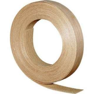 25 White Birch Real Wood Veneer Edgeband With Hot Melt Adhesive
