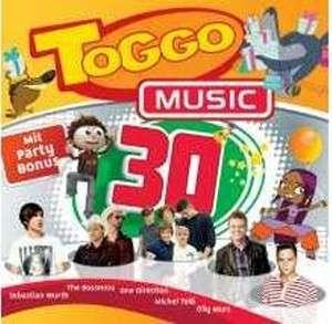 VOL. 30 CD NEU & OVP (MICHEL TELO OLLY MURS GOTYE LADY GAGA)