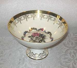 Vintage Porcelain Bavaria Fruit Bowl Gloria Bayreuth
