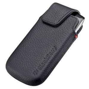 BlackBerry Leder Swivel Holster für Torch 9860 schwarz