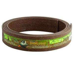 Master Mark Rhino Edge 3 1/2 in. x 16 ft. Coil Chestnut Landscape Lawn