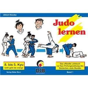 Das offizielle Lehrbuch des Deutschen Judo Bundes (DJB) e.V. zur Kyu