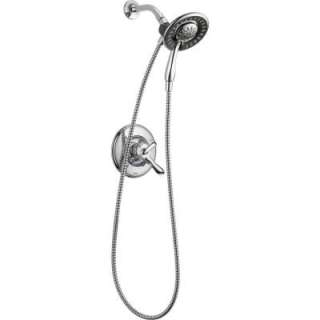Delta Linden In2ition Single Handle 3 Spray Shower Only Faucet in