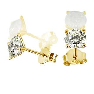 CERTIFIED 0.6 CARAT SOLITAIRE ROUND DIAMOND 18K YELLOW GOLD ENGAGEMENT