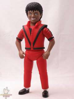 "Japan Michael Jackson Thriller 10"" Vinyl Figure 3SHIP"