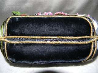 Mary Frances Beaded Evening Bag Purse Handbag