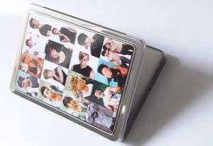 2PM Korean Band IRON PEN PENCIL BOX NichKhun,Taekyeon