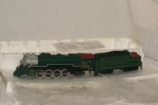 GAUGE 2 8 2 SOUTHERN MIKADO STEAM LOCOMOTIVE ENGINE & TENDER
