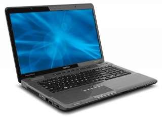 NEW Toshiba Satellite Laptop P775 S7236 i7 6GB 750G 17