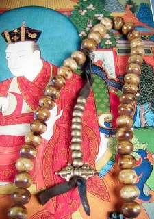 Tibetan Buddhist Sacred Stone Shaman HEALING MALA Prayer beads