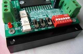 1pcs Single Axis Stepper Motor Driver Controller Board TB6560 WL