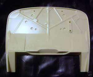8TH SCALE BIG DEUCE 32 FORD STOCK FIREWALL RESIN 1/8