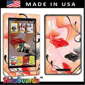 Case Decal Skin To Cover  Nook Color / Tablet