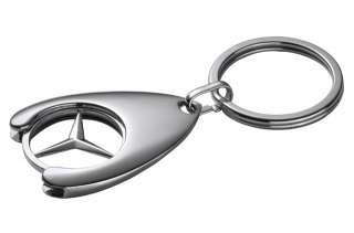 Schlüsselanhänger Mercedes Benz Einkaufschip NEU
