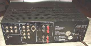KENWOOD KA 3500 SOLID STATE INTEGRATED VINTAGE AMPLIFIER