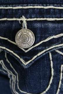 True Religion Jeans womens Joey Super T Promiseland medium wash