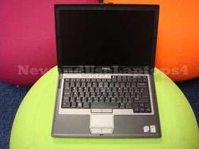 Dell Latitude D620 Laptop CD 1.83Ghz BLUE METALLIC