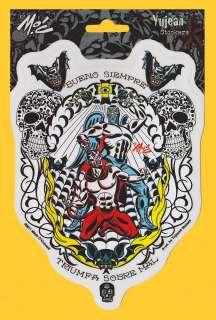 lucha libre bueno siempre triumfa sobre mal original art by