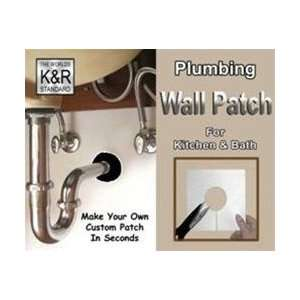 As Seen On TV 1 3/4 X 5 1/2 Plumbing Self Adhesive Wall