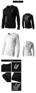 Mens Slim Fit Jogging Cycling Coolon T Shirts M, L, XL