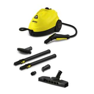 KARCHER COMPACT STEAMER FLOOR CARPET WINDOW CLEANER
