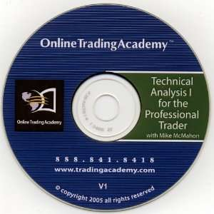 Interactive CD Rom) Online Trading Academy: Mike McMahon: Movies & TV