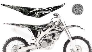 COPERTINA SELLA CON GRAFICA ART OF ENERGY Honda CRF 250 0409