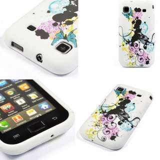 SILICONE Gel pour SAMSUNG i9003 GALAXY S SCL + FILM HOUSSE ACCESSOIRES
