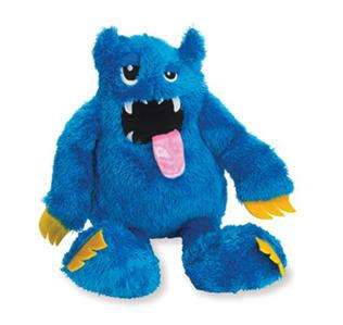 Manhattan Toy ROARING RUZLOW SOFT PLUSH Monster + Me