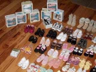 NWT Janie & Jack Floral Dreams Pink Rose Shoes 04 4