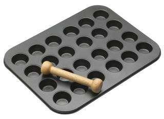 Master Class Heavy Duty Non Stick 24 Mini Hole Pan