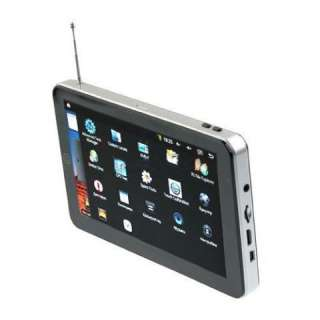ANDROID 2.3.3 TABLET 7 NAVIGATORE SATELLITARE GPS DVB TV DIGITALE