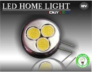 AMPOULE G4 LED 3 HP6 SMD BLANC FROID ECONOMIQUE SPOT