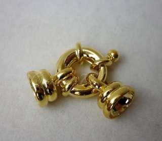 susta moschettone marinaro pl oro giallo per collana