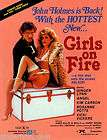 Its me Ginger Lynn atgrphd original movie slick from Girls on Fire