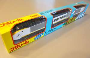 TOMY TOMICA WORLD   TRAIN OSTAR NEUF 2 SPEED * NEW IN BOX   VERY