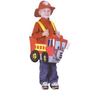 Fire Truck Toddler Costume   Toddler   Kids Costumes