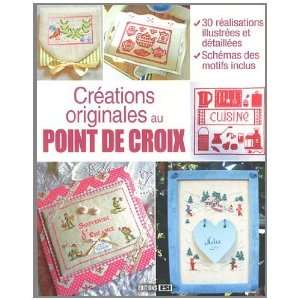 originales au point de croix (9782353556489): Esi (editions): Books