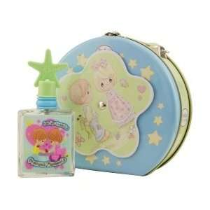 Precious Moments Set Edt Spray 1.7 Oz & Metalic Lunch Box By Air Val